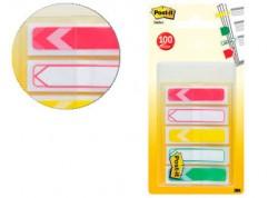 Post-it banderitas adhesivas flecha