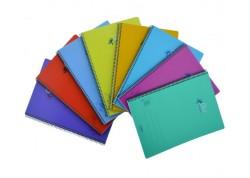 Olef cuaderno Fº tapa de plástico