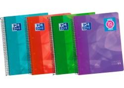 Oxford School cuaderno European Book 5 tapa PP