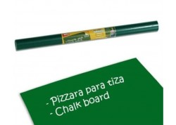 Apli pizarra verde rollo adhesivo para escribir con tiza