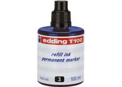 Edding frasco tinta rotulador 100 ml.