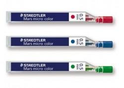 Staedtler tubo 12 minas color 0.5 mm.