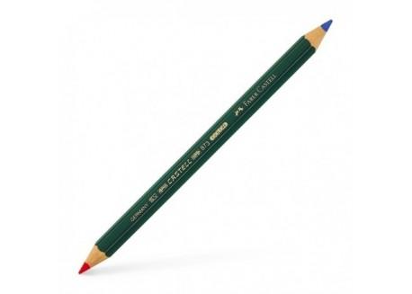 Faber Castell lápiz bicolor grueso 873