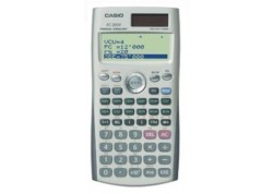 Casio calculadora financiera FC-200 V