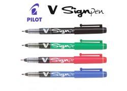 Pilot V-Sing Pen rotulador punta de fibra