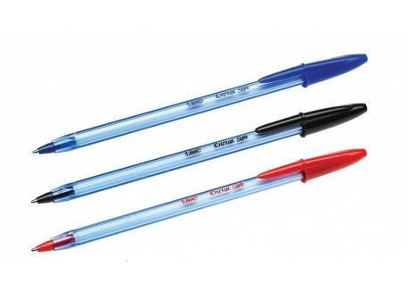 Bic bolígrafo cristal soft
