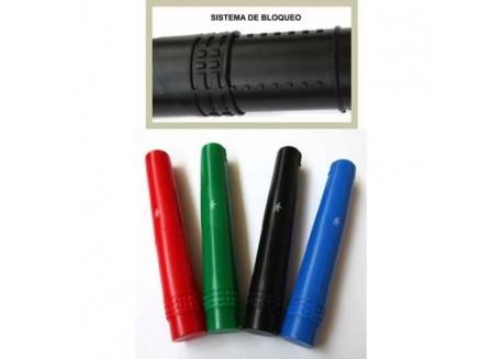 DFH tubo portaplanos extensible sin bandolera