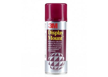 Adhesivo 3M spray display Mount permanente