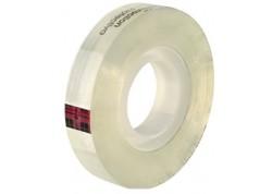 Cinta adhesiva doble cara Scotch 665 núcleo ancho