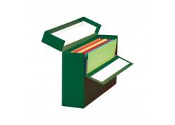 Mariola caja transferencia geltex verde