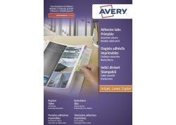 Avery índices separadores de colores imprimibles