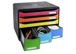 Exacompta módulo Store Box Maxi 6 cajones
