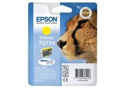 Epson cartucho de tinta  T0714 amarillo