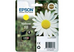 Epson cartuchos T18 amarillo