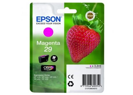 Epson cartucho de tinta T29 magenta