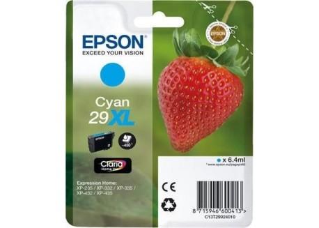 Epson cartucho de tinta T29XL cyan
