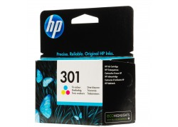 HP cartucho de tinta 301 color