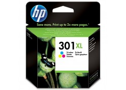HP cartucho de tinta HP 301XL color