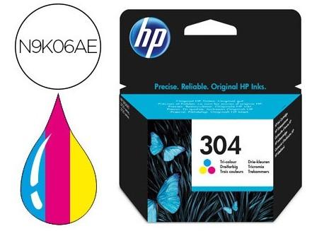 HP cartucho de tinta 304 color