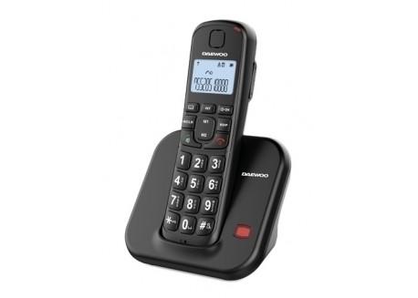 Daewoo teléfono inalámbrico DTD-7100B
