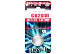 Maxell blister 1 pila de litio de botón