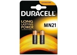 Duracell blister 2 pilas MN21 PLUS