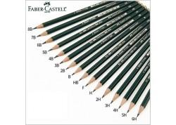 Faber Castell lápiz de grafito puro