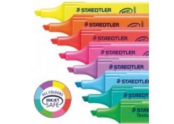 Staedtler marcador  flúor Textsurfer classic