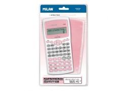 Blíster calculadora científica M240 rosa edición +
