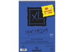 Canson block de dibujo XL Mix-Media