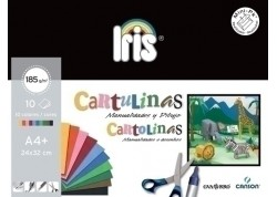 Canson mini pack 10 cartulinas A4+