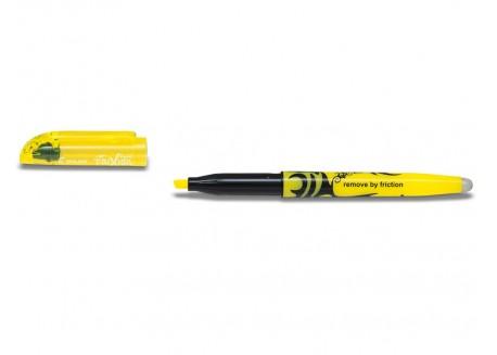 Pilot marcador flúor Frixion Light amarillo borrable