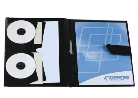 Iberplas carpeta congresos tamaño folio