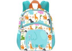 Toy Bags mochila infantil neopreno elefante