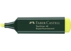 Faber Castell marcador flúor textliner 48