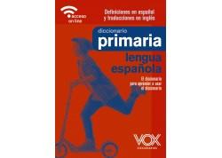 DICCIONARIO PRIMARIA LENGUA ESPAÑOLA